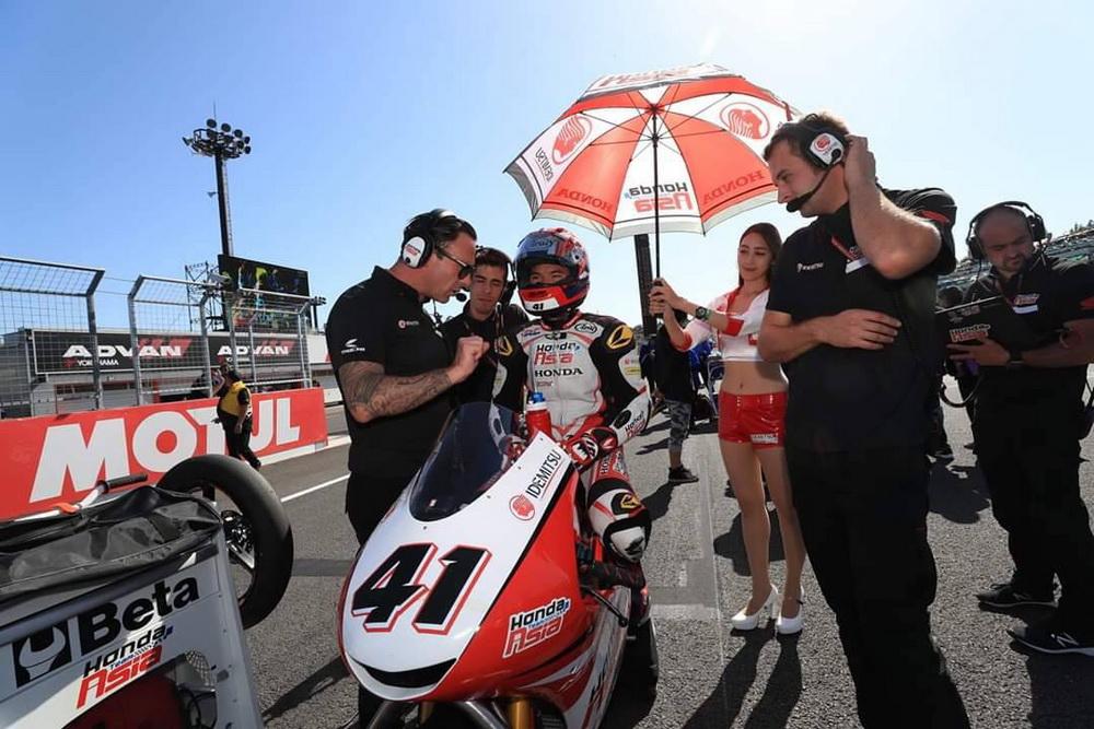 ชิพ#41 Honda MotoGP
