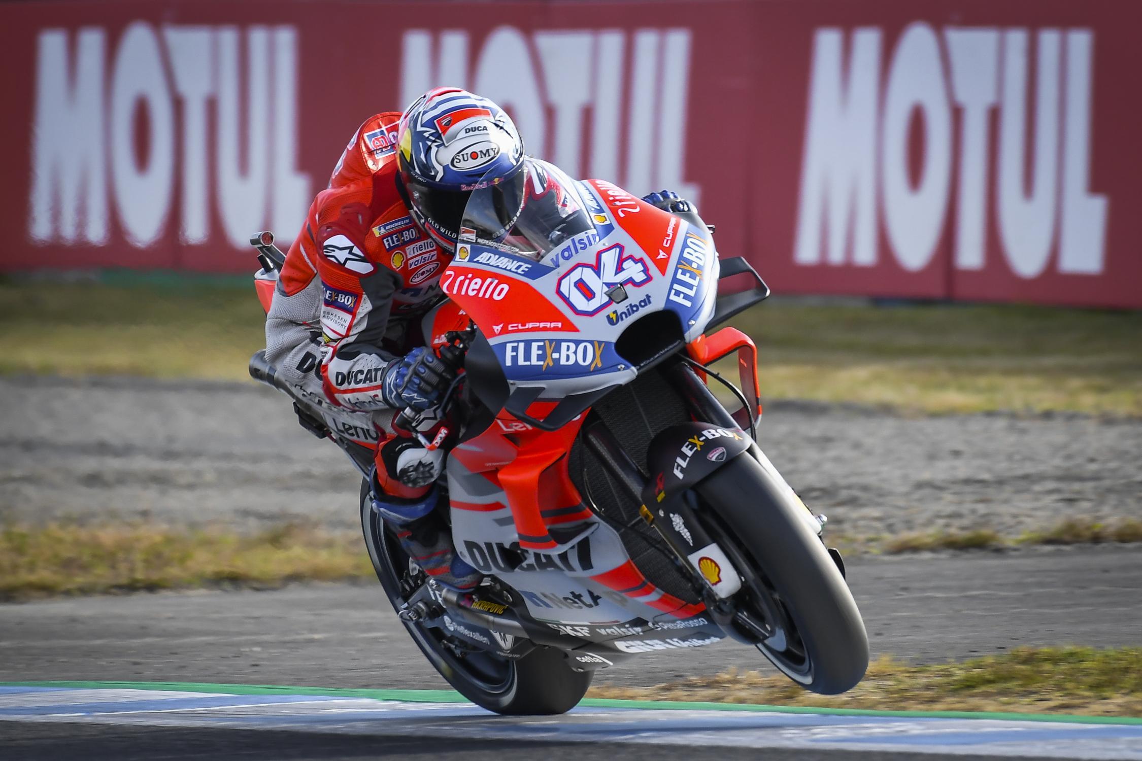 2018 MotoGP Divizioso