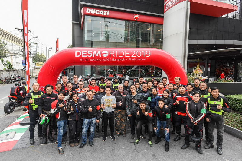 Desmo Ride 2019