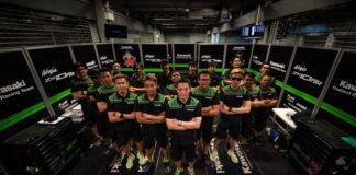 Kawasaki Thailand Racing Team