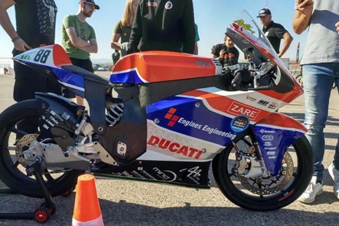 Ducati EV