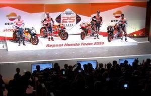 2019 Repsol Honda MotoGP