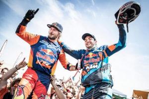 Toby Price KTM Dakar