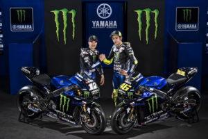 Monster Yamaha MotoGP