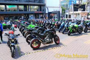 Kawasaki Racing Day 2019