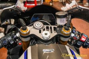 รถแต่ง]Yamaha YZF-R1M 206 ม้า ธรรมดาที่ไม่ธรรม by Area 51 - Motomotion