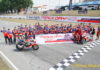 Honda Bigbike Track day